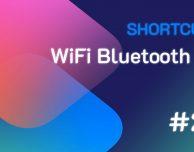 Shortcuts #25: WiFi Bluetooth 4G
