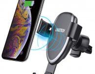 Da Choetech caricatori wireless dual e per auto compatibili con iPhone