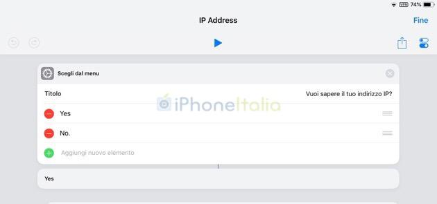 Shortcuts #28: IP Address by Siri - iPhone Italia