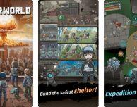 Underworld : The Shelter – raccogli materiali per costruire il miglior rifugio