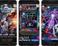 Galaga Revenge: diventa un pilota d'elite Bandai Namco