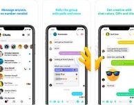 Nuova interfaccia per Facebook Messenger