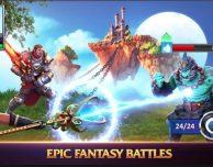 Forged Fantasy: RPG fantasy con la tua squadra di eroi