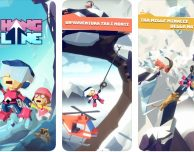 """Hang Line: The Adventure"": corda, rampino e…  scala la vetta"