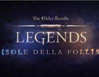 L'espansione Isola della Follia disponibile per The Elder Scrolls: Legends