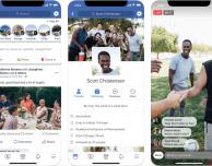 L'app Facebook è ora ottimizzata per iPhone XS Max e iPhone XR