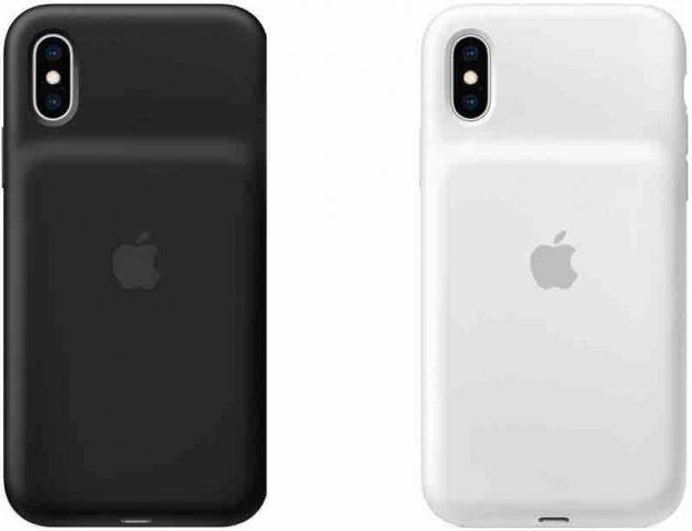 Le Smart Battery Case per iPhone XS, XS Max e XR ora disponibili ...