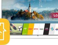 Anche LG annuncia il supporto a HomeKit e AirPlay 2 per le sue nuove Smart TV – CES 2019