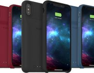 Mophie lancia la nuova linea Juice Pack Battery Cases per iPhone XS/XS Max e iPhone XR – CES 2019