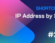 Shortcuts #28: IP Address by Siri