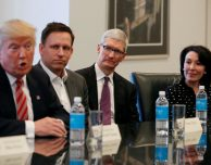 Tim Cook nominato dal presidente Trump nel Workforce Policy Advisory Board
