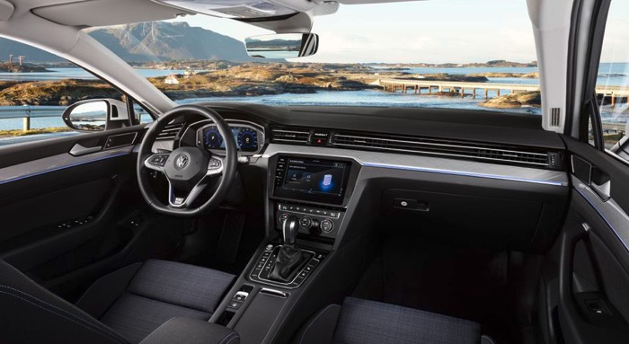 la nuova volkswagen passat integrer carplay wireless. Black Bedroom Furniture Sets. Home Design Ideas