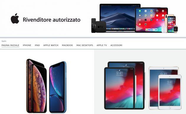 Amazon rinnova la vetrina ufficiale dei prodotti Apple