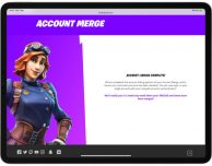 Fortnite ora consente di unire gli account cross platform