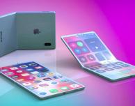 Ecco come potrebbe essere l'iPhone pieghevole