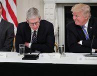 """""""Tim Apple"""" alla Casa Bianca tra istruzione, coding e nuove proposte"""