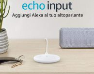 Amazon Echo Input in offerta a soli 24,99€!