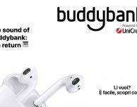 Torna la promo di buddybank per ricevere i nuovi AirPods