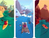 Row Row: rema più che puoi in questo simpatico gioco per iOS