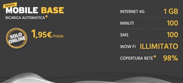 Fastweb mobile ecco tutte le offerte di marzo iphone for Offerte mobile