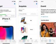 Nuovo update per l'app ufficiale Apple Store