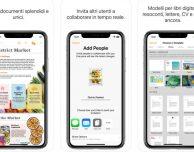 Apple aggiorna la suite iWork
