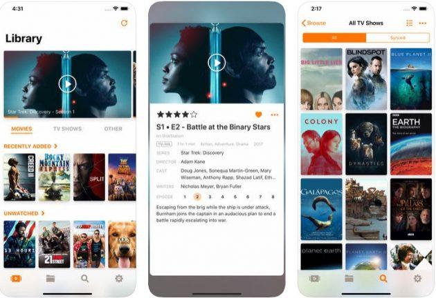 Infuse 6, il player video per iOS e Apple TV cambia pelle