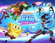 Super Brawl Universe: i famosi personaggi Nickelodeon riuniti in un divertente gioco di azione