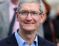 Tim Cook salta al 69° posto nella classifica dei migliori CEO