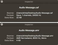 iOS 12.2 migliora la qualità dei messaggi vocali nell'app Messaggi