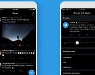 """Twitter si aggiorna: arrivano la modalità dark automatica e il tema """"LIghts Out"""""""