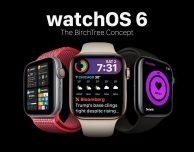 watchOS 6: nuove Siri Watch Face, vista a griglie e tanto altro – Concept