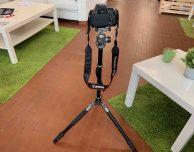 Treppiede per fotocamere e smartphone, la soluzione di Aukey