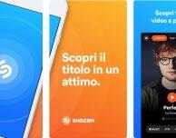 Apple aggiorna Shazam: ora puoi aggiungere playlist su Apple Music e Spotify