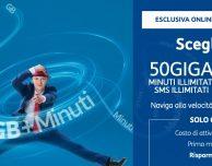 Offerta TIM Online: minuti illimitati, SMS illimitati e 50 GIGA a 9,99€!