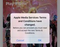 App Store: problemi nell'effettuare aggiornamenti e download di app [AGGIORNATO]