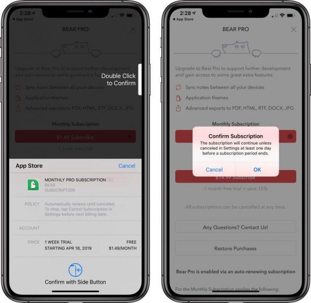 Apple dating applicazione