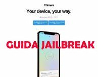 Come effettuare il Jailbreak di iOS 12.1.2 con Chimera