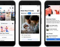 """Facebook: """"Incontra nuovi amici"""", novità per Gruppi e tanto altro in arrivo"""