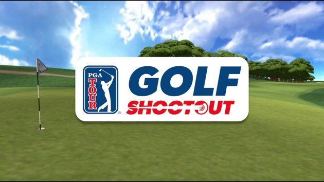 pga tour golf shootout  nuovo gioco a tema golfistico