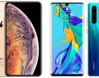 iPhone XS Max vs. Huawei P30 Pro, quali sono le differenze?