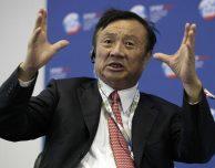 """Il CEO di Huawei è un fan di Apple: """"Acquisto iPhone per la mia famiglia"""""""