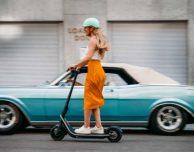 Arriva Rev, lo scooter elettrico che si integra con iPhone