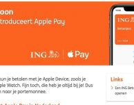 Apple Pay in arrivo nei Paesi Bassi