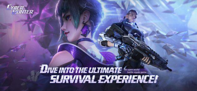 Cyber Hunter: nuova avventura futuristica di sopravvivenza e