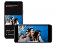 IGTV aggiunge il formato orizzontale per i video