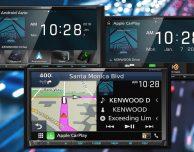 Kenwood presenta le nuove autoradio CarPlay