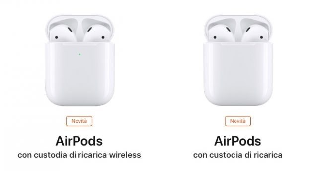 AirPods 2 con case wireless in sconto su Amazon! - iPhone Italia