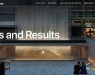 "Apple rinnova la pagina web ""Investor Relations"""