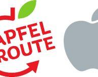 "Apple ""accusa"" una pista ciclabile tedesca per violazione del logo"
